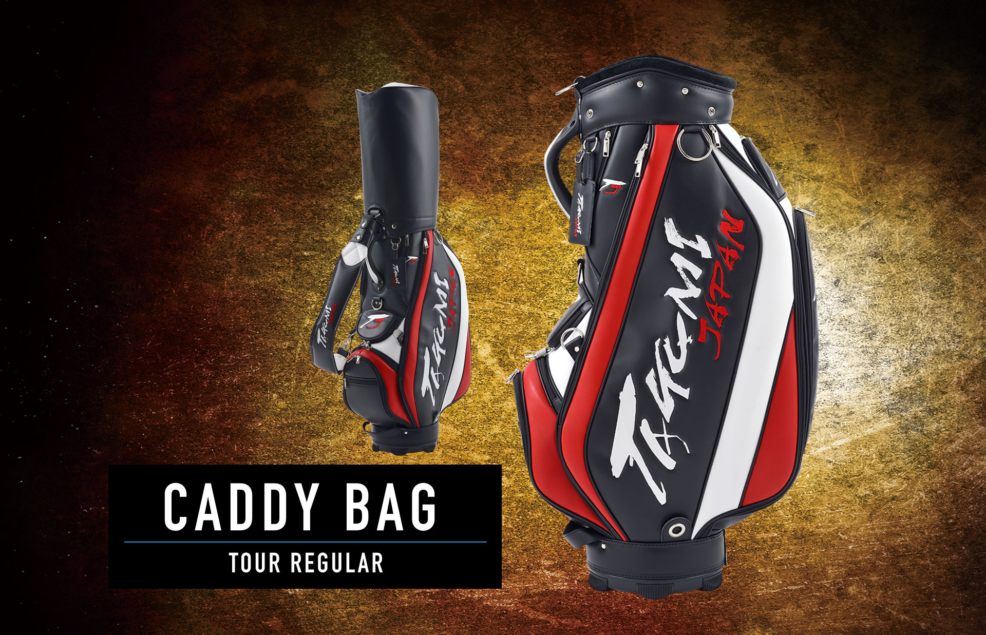 CADDY BAG TOUR REGULAR